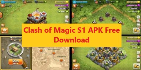 Clash of Magic S1 APK