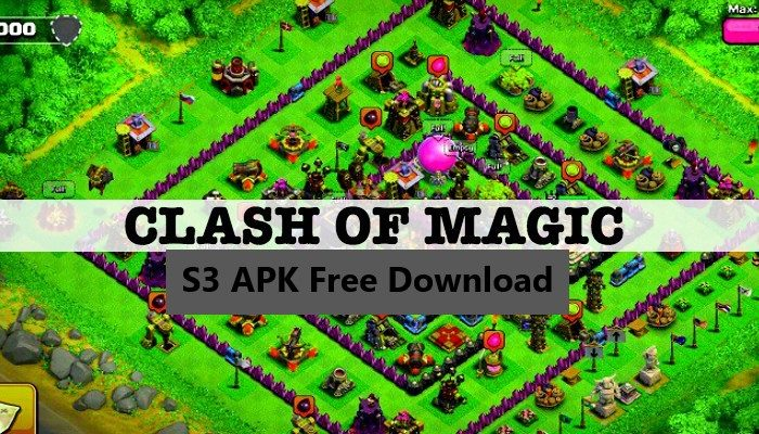 Clash Of Magic S3 Apk Free Download Attackia Clash Of