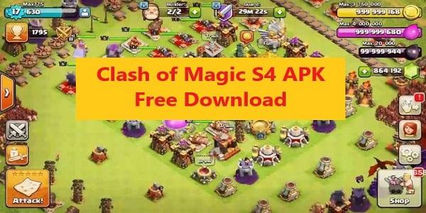 Clash of Magic S4 APK