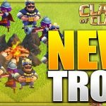 Clash of Clans Next Update New Troops
