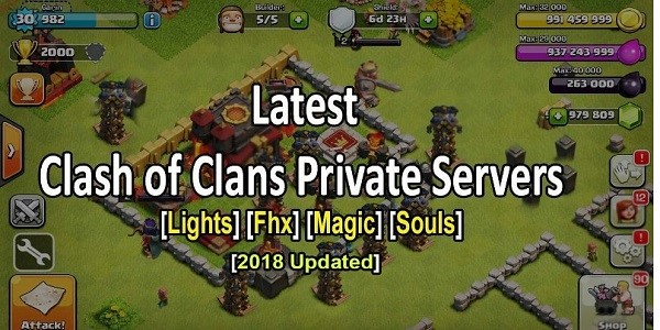 Clash of Lights Private Server APK