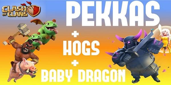 Pekka Hogs COC