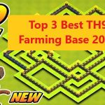 Top 3 Best TH9 Farming Base 2018
