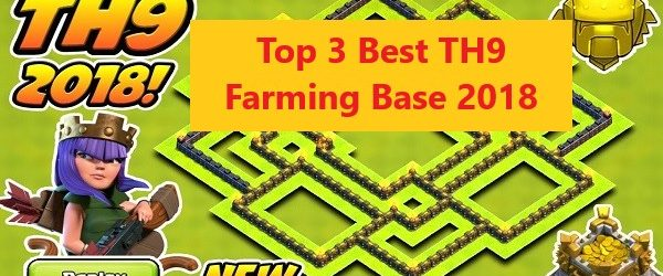 TH9 farming base 2018
