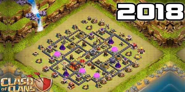 Clash of Clans 2018 Version