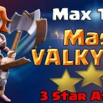 Clash of Clans Valkyrie Attack Strategies