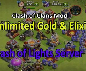 Clash of Lights Home