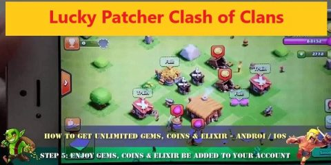 Lucky Patcher Clash of Clans
