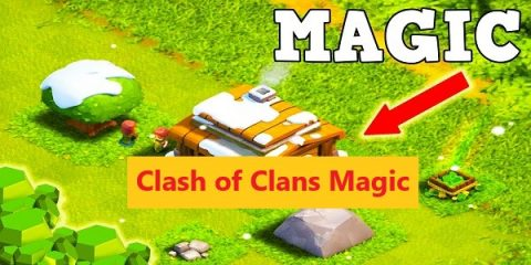 Clash of Clans Magic