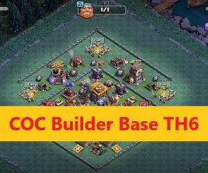 COC Builder Base TH6