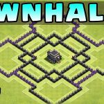 COC Builder Base TH9 2018