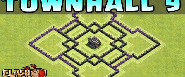 COC Builder Base TH9