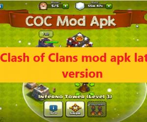 Clash of Clans mod apk latest version