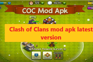 Clash of Clans mod apk latest version