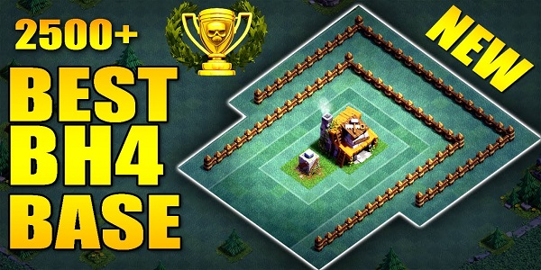 COC Builder Base TH4
