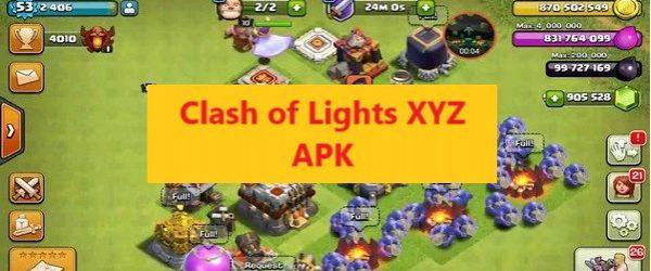 Clash of Lights XYZ APK