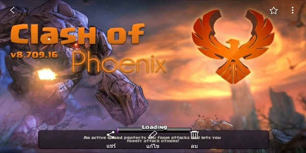 Clash of Phoenix