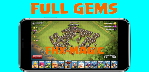 Magic Launcher COC