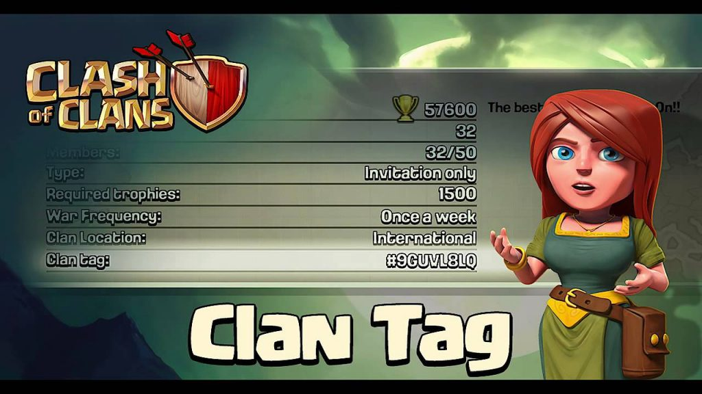 Clash of clan finder