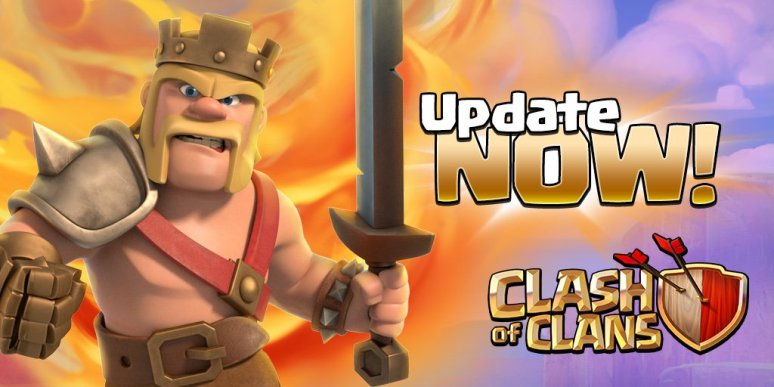 clash of clan October