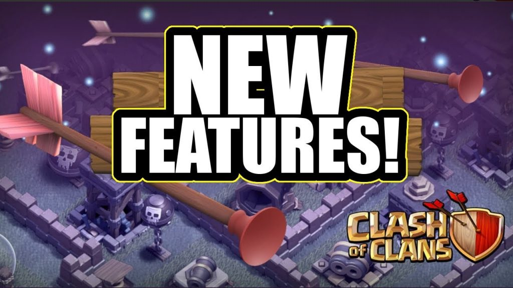 Clash of Clans new features