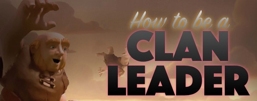 clash of clan leader